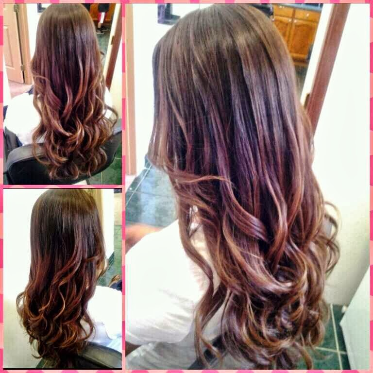 healthy hair is beautiful hair medium brown hair color