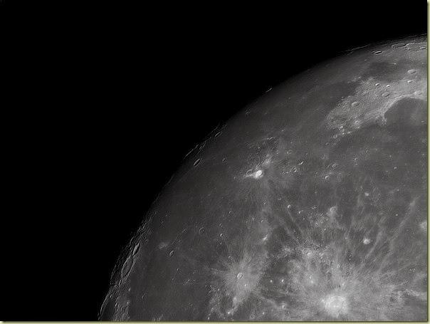 5 November 2014 Moon Full Frame