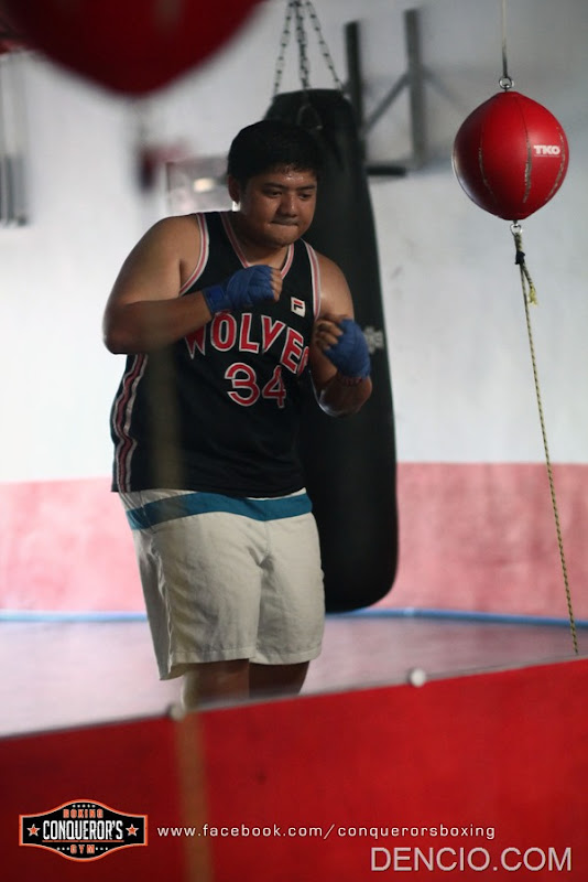 Conquerors Boxing 01