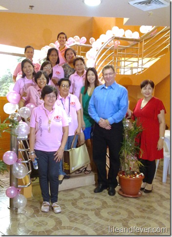 CanShare cancer support group Philippines
