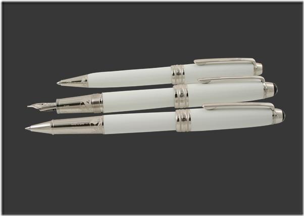 Tribute MB white pen