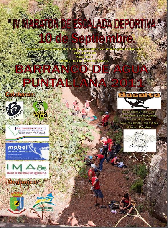 III maraton de escalada dina4