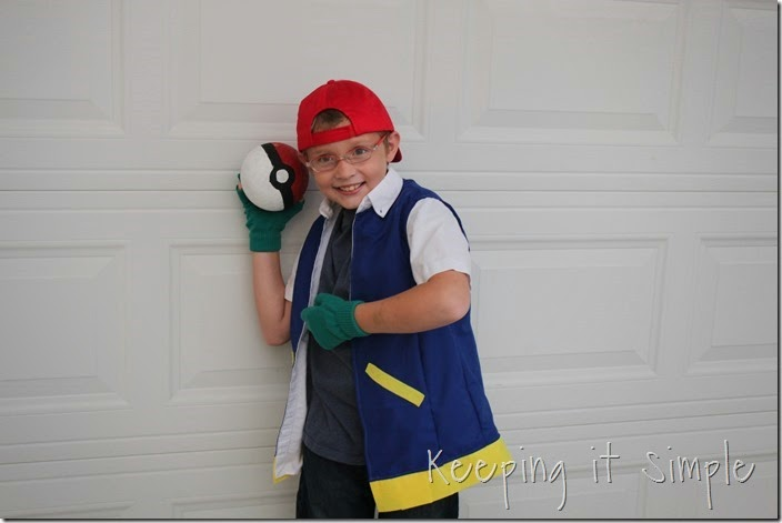 DIY Pokemon Ash Costume (9)