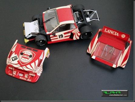Lancia Beta 6