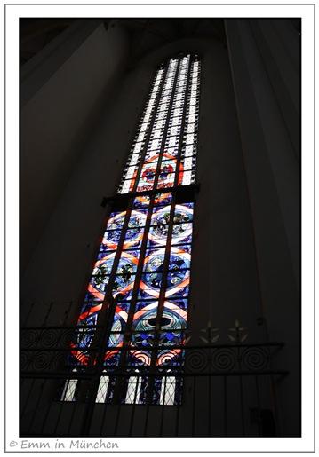 Glasfenster Frauenkirche Munchen