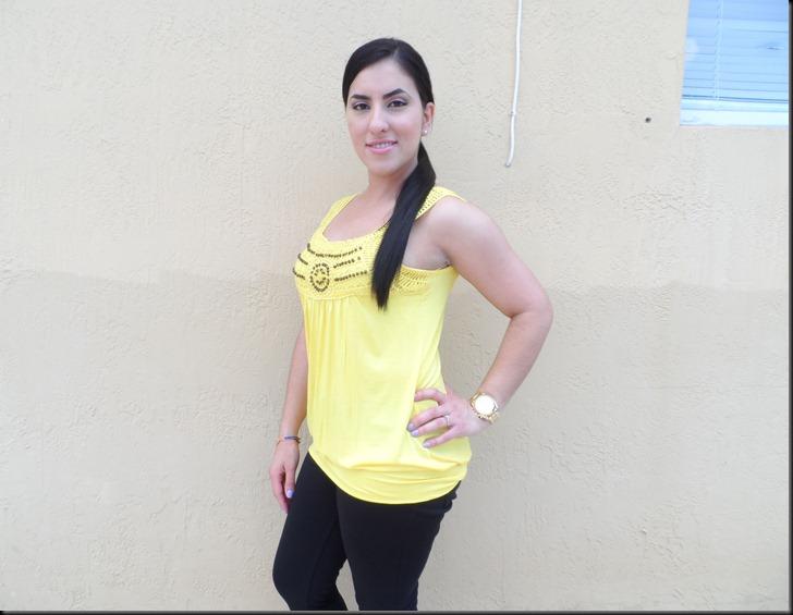 15 Yellow