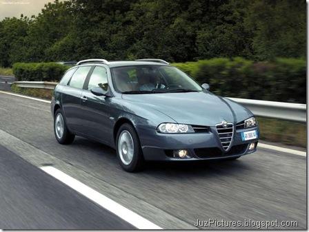 Alfa Romeo 156 Sportwagon 2.0 JTD9