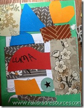 Let students collage their journals in order to inspire super special writing.