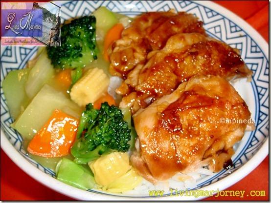 Yoshinoya's Tokyo Chicken