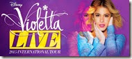 Recitales de Violetta 2015 en Zaragoza