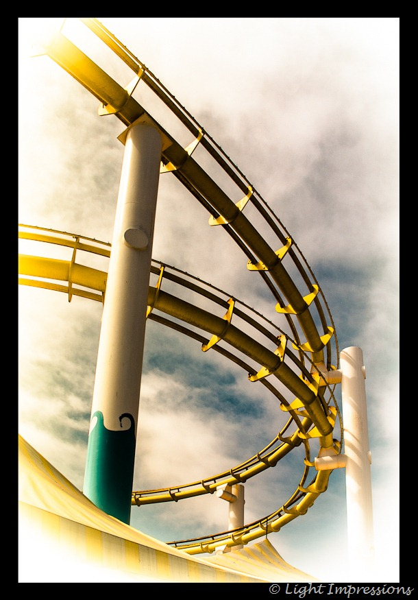 Light Impressions-Roller Coaster