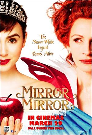 Mirror Mirror (duo) poster