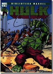 P00027 - Biblioteca Marvel - Hulk #27