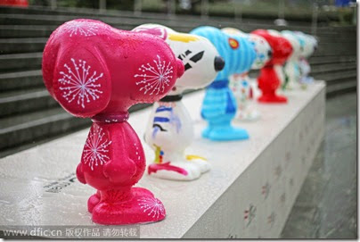 Snoopy Shanghai Balloon 03 (via Chinadaily)