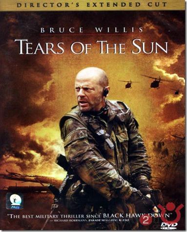 ดูหนังออนไลน์ฟรี Tears of the Sun ฝ่ายุทธการสุริยะทมิฬ [HD]
