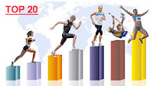 Украинские легкоатлеты в 20-ке мирового рейтинга