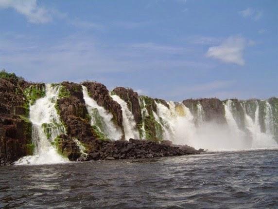 Cachoeira de Santo Antonio, Almeirim - Parà