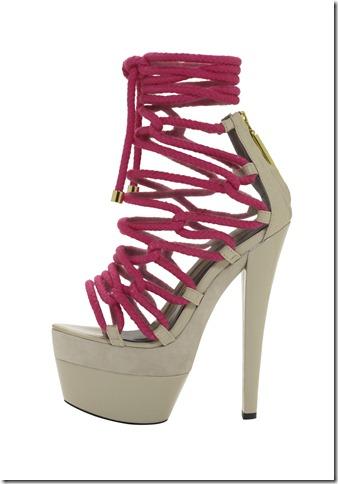 Monika Chiang Aaramid Sandal Pink