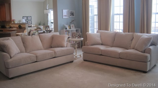 JCP Danbury Sofa