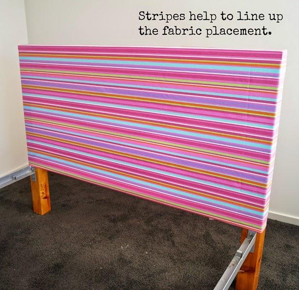 Bed Makeover Step 4