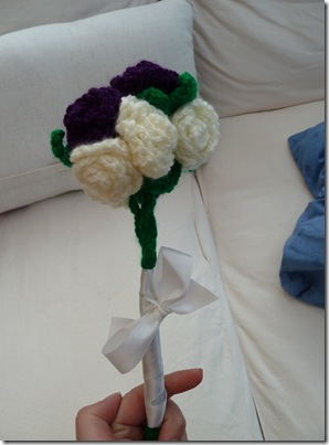 Crochet Flower Bouquets (32)