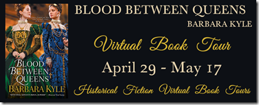 Blood Between Queens Tour Banner FINAL