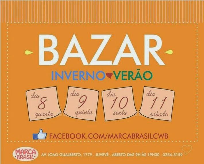 bazar marca brasil curitiba