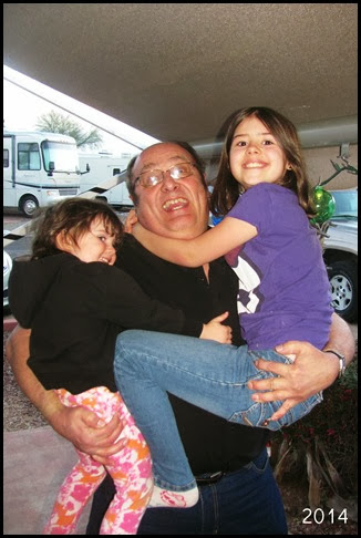 Papoo and Girls