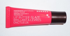 Korres Pomegranate Lip Butter Glaze