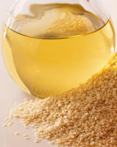 Sesame oil