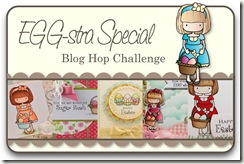 EGG-stra Blog Hop Challenge