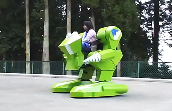 Robô andador (3)