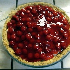Holiday Cranberry  Cherry  Pie