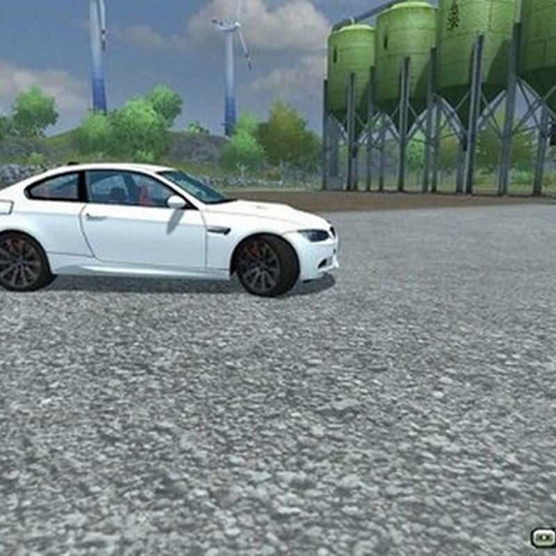 Farming simulator 2013 - BMW M3 v 2.1