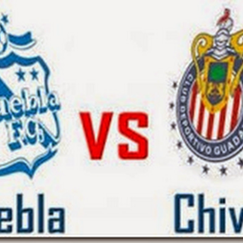 Chivas vs Puebla 2014