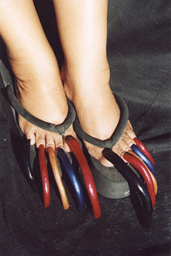 Longest Toenails