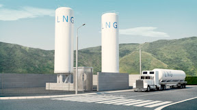 GE's Micro LNG unit could make product for distribution to vehicle fueling stations