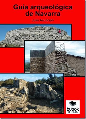 Guía arqueolóica de Navarra -  Portada