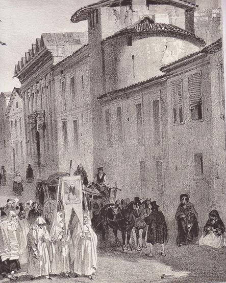 fotografia de l'integrisme catolic en Occitània en 1830