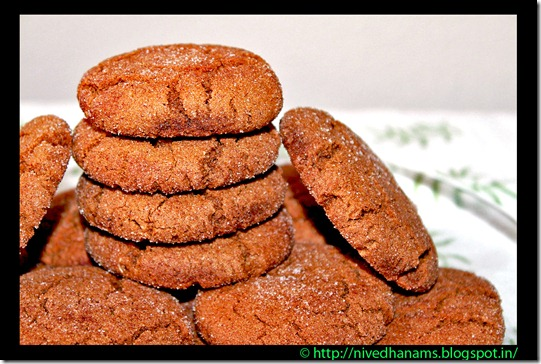 Nutrituous Gingersnaps - IMG_2222 - Copy