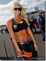 Paddock Girls Iveco Australian Grand Prix 16 October 2011 Phillip Island Australia (10)