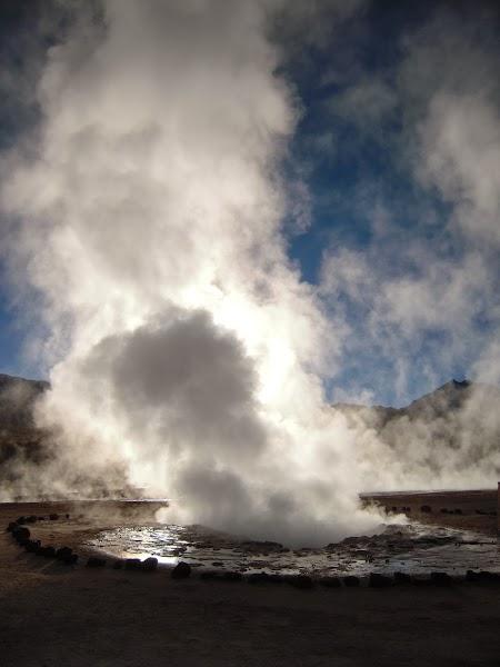 Excursie Atacama, Chile: Geizeri Tatio