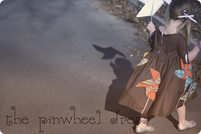 pinwheel dress_7991