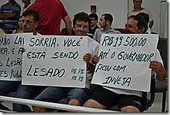Içara - aumento prefeito
