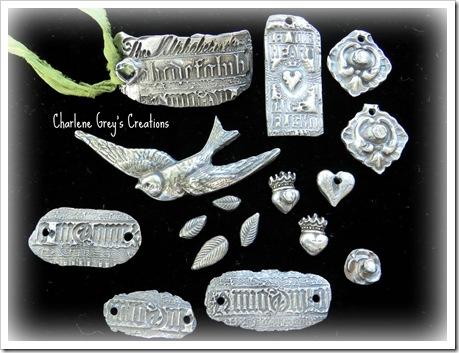 Charlene pieces