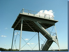 2464 Pennsylvania - Gettysburg, PA - Gettysburg National Military Park Auto Tour - Stop 3 Oak Ridge Observation Tower