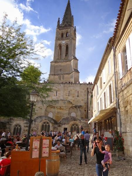 Piata St. Emilion