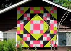 Jacobs Ladder #13 Red Robin Quilt Shop