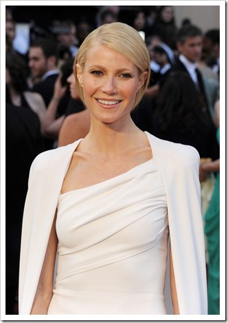 gwyneth paltrow oscar face
