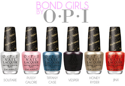 Nail of the day: Jinx - Liquid Sand - O.P.I.